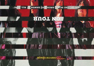 1992 Bilboard – Usa – Mondo Bizarro RadioActive