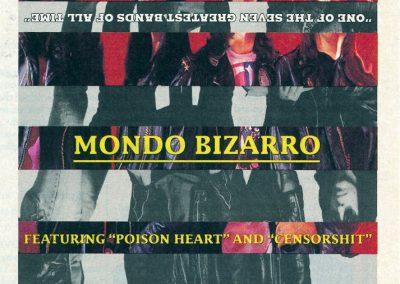 1992 Rolling Stone – Usa – Mondo Bizarro RadioActive