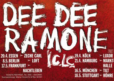 1993 Dee Dee Ramone ICLC