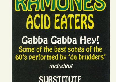 1994 Kerrang! – Uk – Acid Eaters Chrysalis