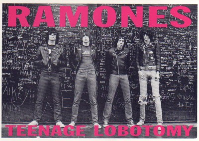 Ramones Teenage Lobotomy