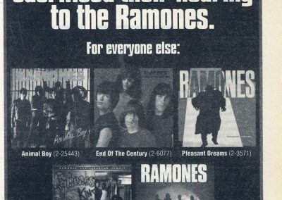 1994 Goldmine – Usa – Ramones In Cd