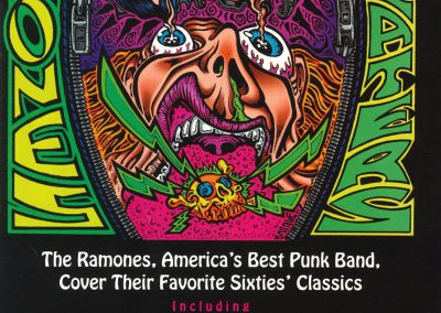 1994 ???? – Usa – Ramones Acid Eaters RadioActive