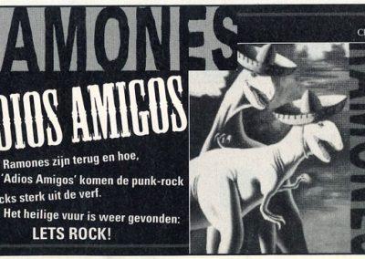 1995 Rock Hard – Ger – Adios Amigos Chrysalis
