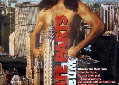 1997 Private Parts Howard Stern
