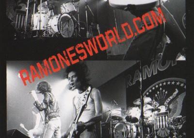 Ramonesworld.com Ramones live
