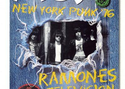 2001 Q – Uk – Mojo Con Copertina Ramones