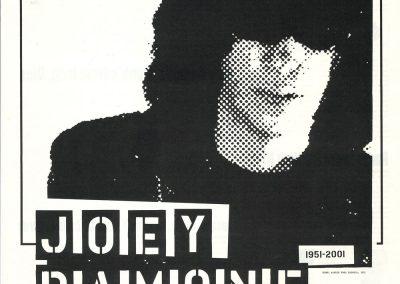 2001 Bilboard – Usa – Joey Ramone R.I.P.