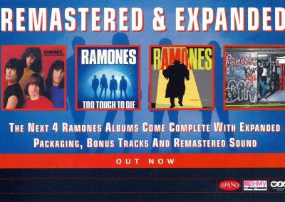 2002 Mojo – Uk – 4 Album Rimasterizzati HMV