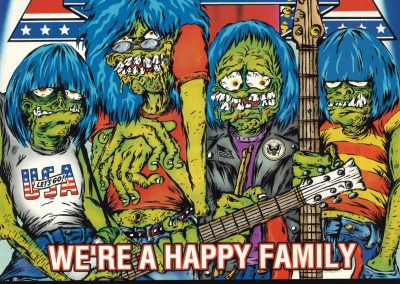 2003 Metal Hammer – Argentina – We're a happy family