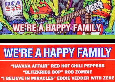 2003 Promo flat happy family