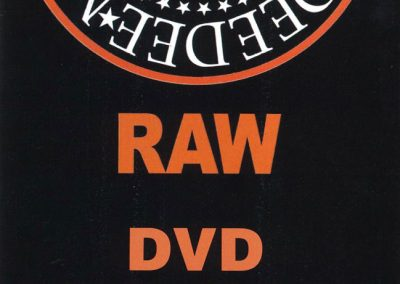 2004 Uncut – Uk – Dvd Ramones Raw Virgin Megastore