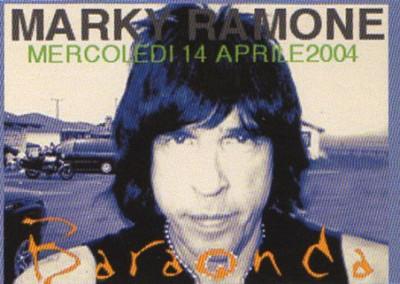 Marky Ramone Baraonda