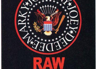 2004 ???? – Ger – Dvd Ramones Raw Bmg