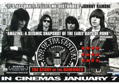 "2005 Mojo – Usa – Film ""End of the century"" – Tartan Films 2"