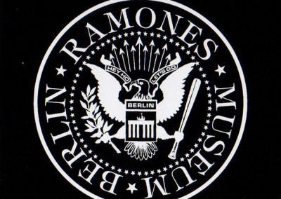 Welcome Ramones Museum Berlin