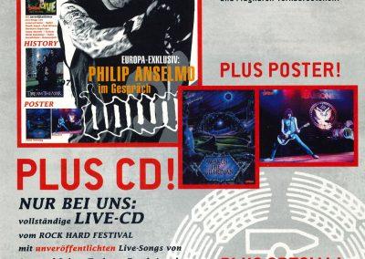 2007 Rock Hard – Ger – Poster Ramones