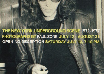 Paul Zone Underground Joey