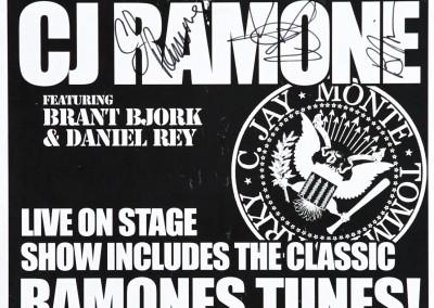 14/8/2009 Cj Ramone Swansea