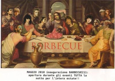 Spazio 211 Barbecue211