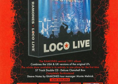 2012 Vive le rock – Uk – Loco Live Box