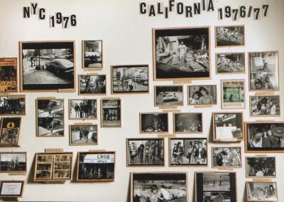 RMB Ramones Museum Wall