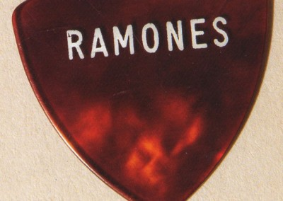 RMB Plettro/Pick Johnny Ramone
