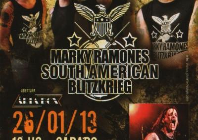 Marky Ramone Manifesto