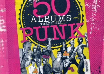 2013 New Musical Express – Uk – 50 Album Punk