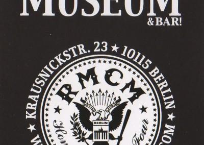 Ramones Museum Berlin & Bar