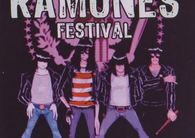40th anniversary Ramones festival Livorno