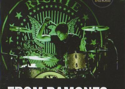 Richie Ramone Scandiano 2014