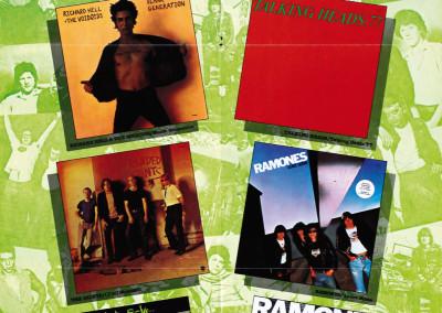 1977 Ramones New wave