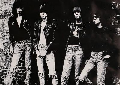 1977 Ramones Rocket Pyramid