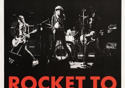 1977 Ramones Rocket Splash