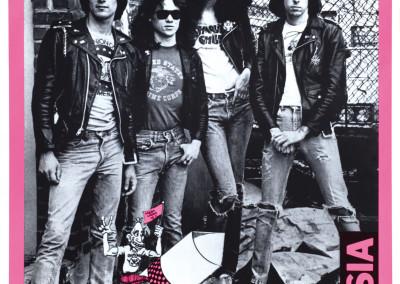 1977 Ramones Rocket rosa