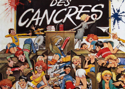1979 Le Lycée des cancres Fra