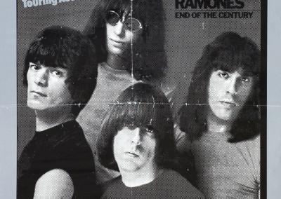 1980 Ramones End of Australia