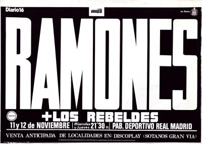 11-12/11/1981 Madrid