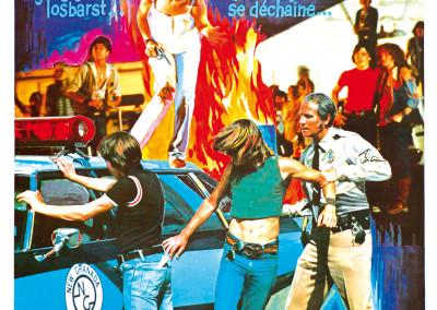 1982 Violences Sur La Ville Belgio