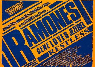 24-25/2/1985 Londra