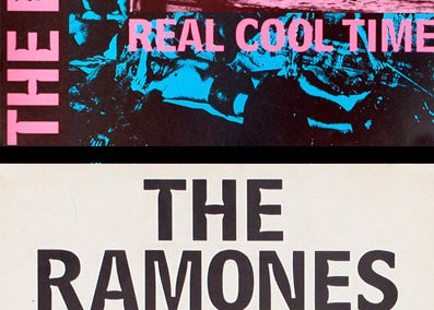 1987 Ramones Real cool time flat