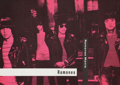 1988 Ramones Ramonesmania