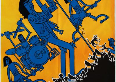 1989 Ramones Australasian tour