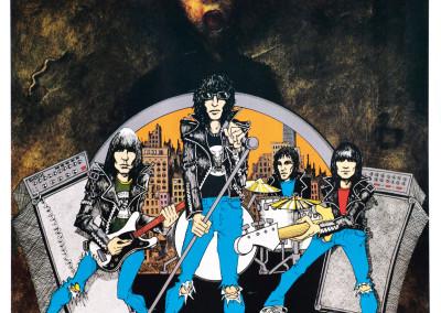1989 Ramones Road/Brain