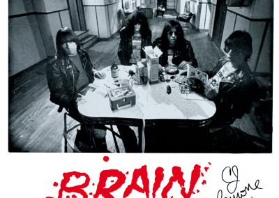 1989 Ramones Uk tour