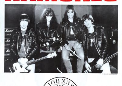 1990 Ramones G. du Bose