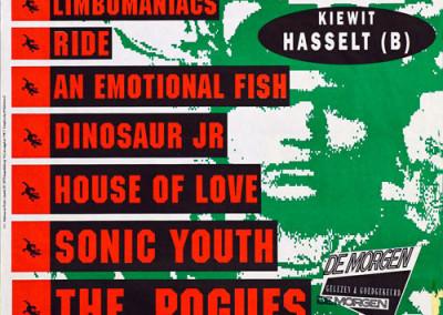 25/8/1991 Hasselt