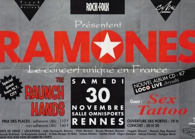30/11/1991 Rennes