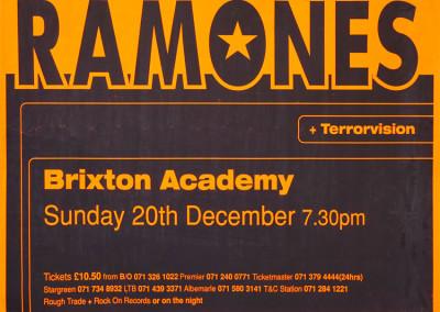20/12/1992 Londra